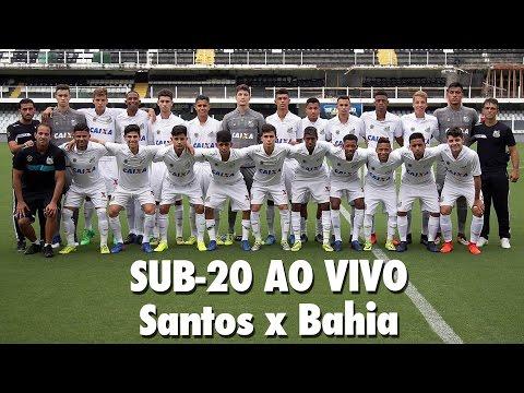Sub-20 | Santos 1 (0) x (2) 2 Bahia | Copa do Brasil (27/04/17)