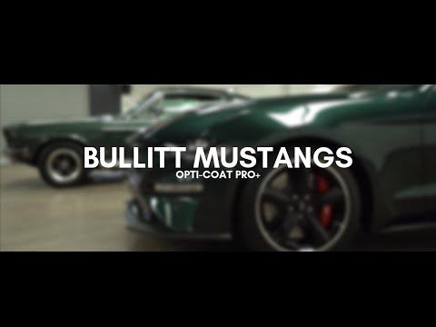 vs  Bullitt Mustang
