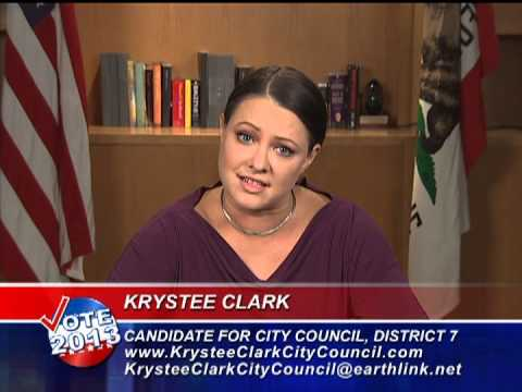 Krystee Clark for Los Angeles City Council (District 7) Candidate Statement