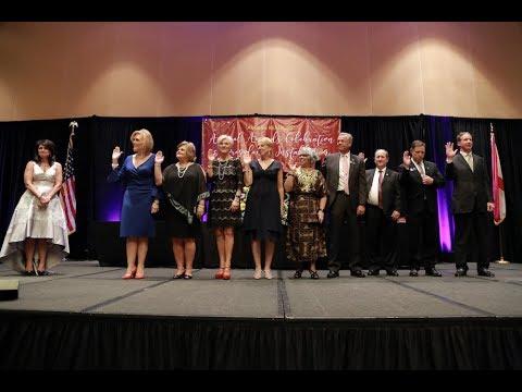 2018 Annual Meeting,Awards Celebration, &President's Installation
