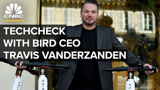 LIVE: TechCheck's Bosa speaks with Bird CEO Travis VanderZanden on going public via SPAC — 5/12/21