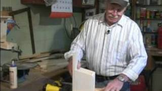 How To Make A Bird Feeder : Making Seed Tray For Bird Feeder