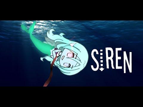 Siren//Сирена//Мини фильм//Оригинал?//gacha life-на русском