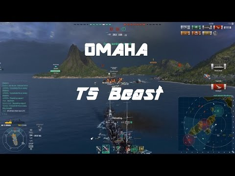 Lower Tier Guides: Omaha Commentary [116k damage, 21 Citadels]