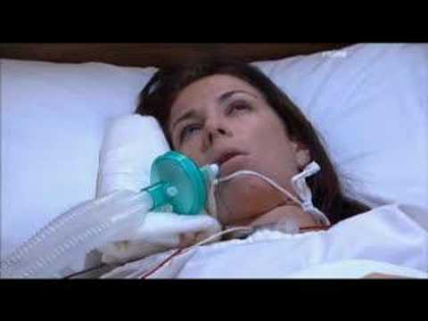 Home & Away- Sally in hospital