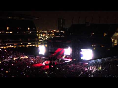 Taylor Swift RED Tour in Philadelphia :)