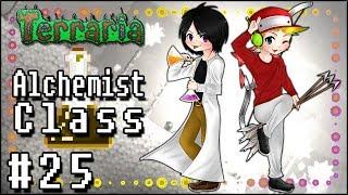 Terraria na Modach: Alchemist Class #25 - ALCHEMIK vs MOON LORD (Merez i Mangetsuu)