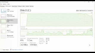 OneDrive for Business 100% disk utilization