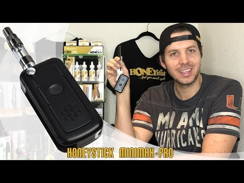 MiniMax PRO Keychain Oil Vaporizer by HoneyStick | All