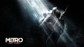 Metro Last light amd radeon hd 8730m gameplay