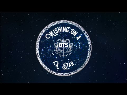 BTS (방탄소년단) (防弾少年団) - Wishing on a Star Lyrics (Kanji and English)