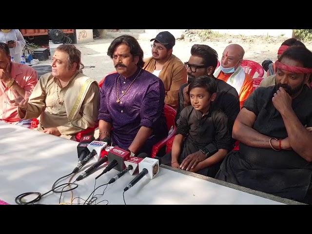 Ravi Kishan Film Of ''Dehati Disco'' On Location Video Song | Remo | Ganesh Acharya | Manoj Sharma