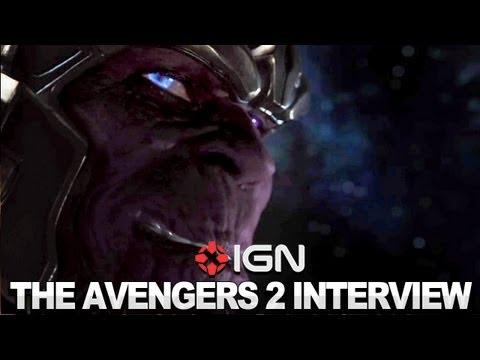 The Avengers   Thanos' Right Hand Man Speaks