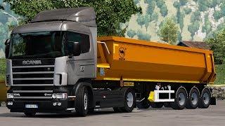 [1.34] Euro Truck Simulator 2 | Trailer Wielton Pack v1.0 [Schumi] | Mods