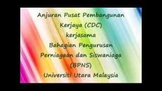 Karnival Kerjaya dan Keusahawanan 2013 Universiti Utara Malaysia