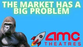 AMC STOCK: THE MARKET HAS A BIG PROBLEM - MARKET CORRECTION RULE DELAYED! - (Amc Stock Analysis)