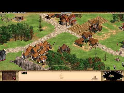 Age of Empires 2 HD - Barbarossa - Mission 1 - Holy Roman Em