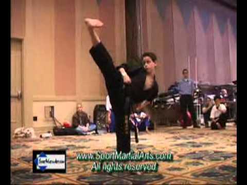 2004 Amerikick Internationals:  Kevin Cannon form
