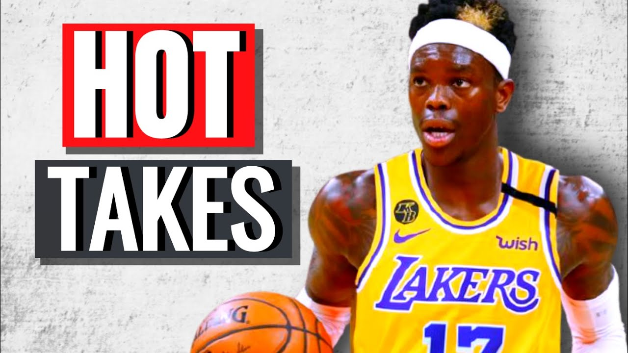 """The Lakers DIDN'T GET BETTER!"" - Reacting To Hot Takes!"