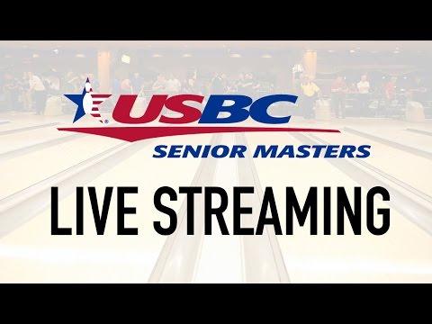 2015 USBC Senior Masters - Qualifying Round 3, Squad A