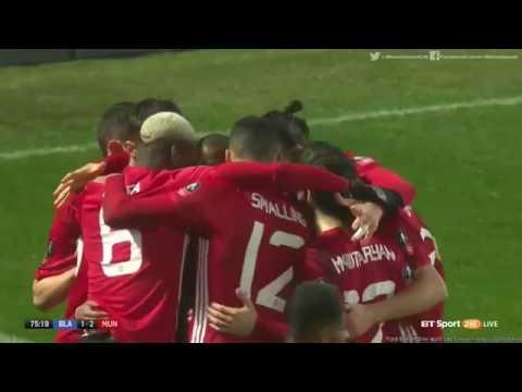 Download Blackburn vs Manchester United 1-2 19/02/2017 All Goals & Highlights FA CUP 2017 HD