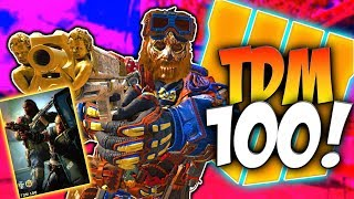 100 SCORE LIMIT TDM in Black Ops 4 is Back! (BO4 New Update)