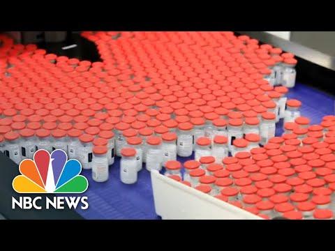 Timeline: U.S. Surpasses 412,000 Covid Deaths Since Beginning Of Virus Outbreak | NBC News NOW