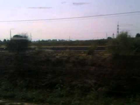 Fast Train from Bologna to Turin