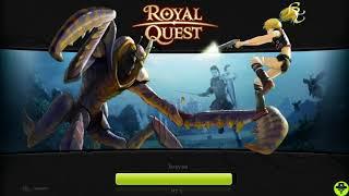 Royal Quest Гранас Долгое Утро Разбойника но зато Удачное!