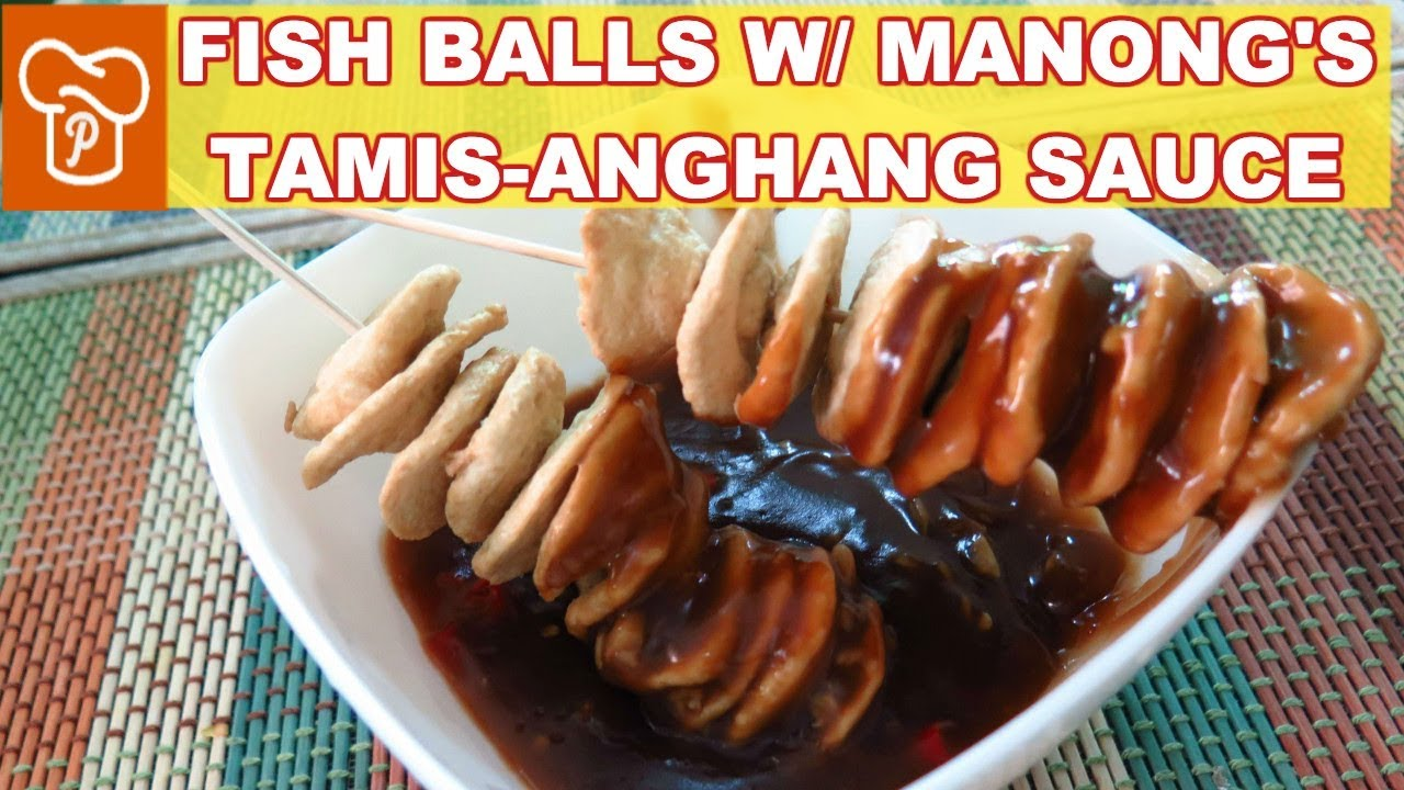how to make fishball sauce panlasang pinoy