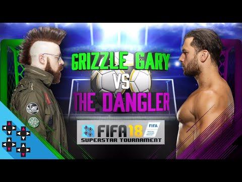 SHEAMUS Vs. FANDANGO - FIFA 18 Superstar Tournament - Gamer Gauntlet