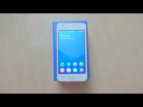 Samsung Z1 Hands on Review,Tizen OS tour Pros and Cons