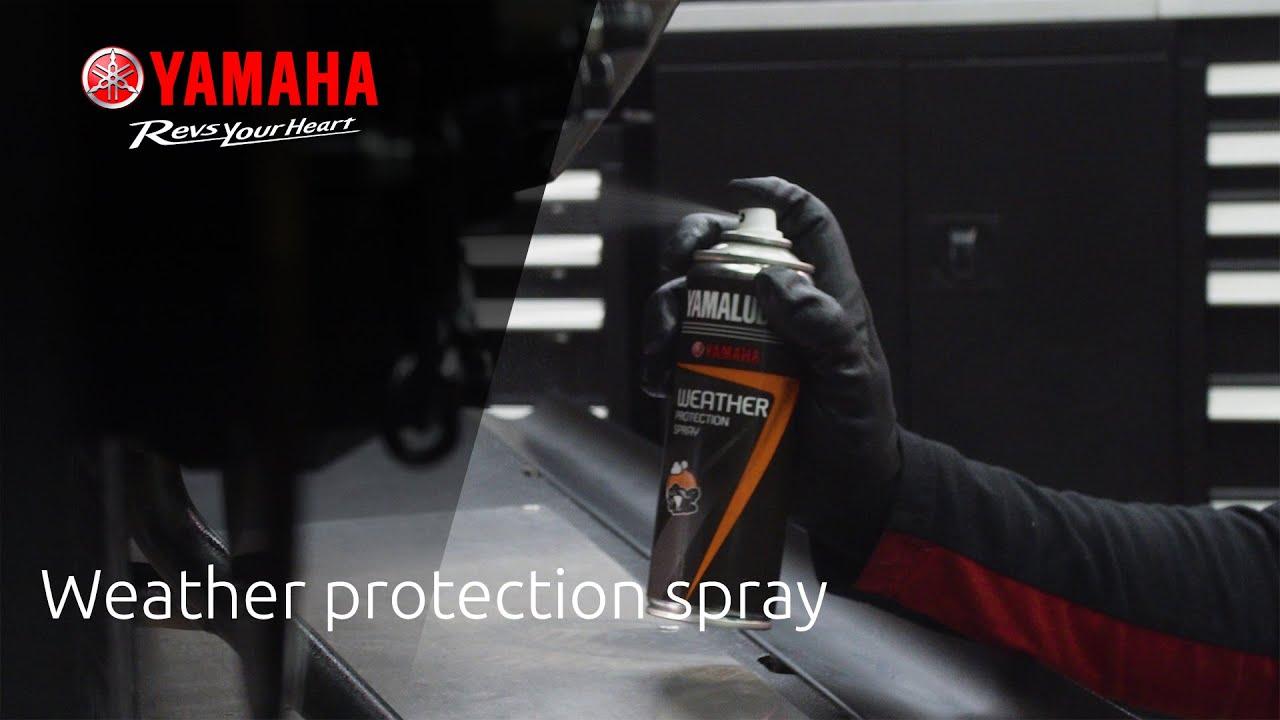 Yamalube® Weather Protection Spray