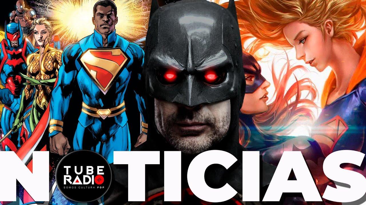 Jeffrey Dean Morgan en Flashpoint, Warner quiere Batgirl v Supergirl, Es Oficial Sabrina continuará