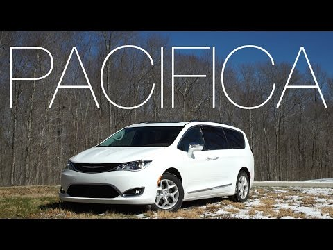 Chrysler Pacifica Redefines the Minivan | Consumer Reports