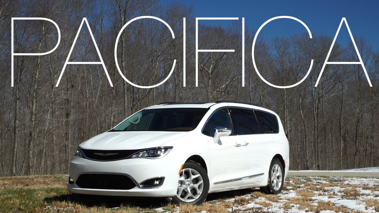 Chrysler Pacifica Redefines The Minivan Consumer Reports