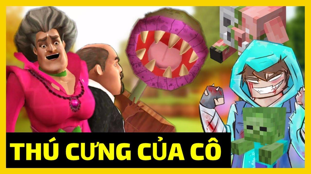 [ Scary Teacher 3D ] Khám Phá Thú Cưng Mới Của Cô Giáo Thảo Trong Khu Vườn | MV Channel