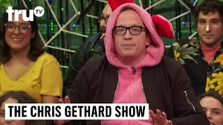 The Chris Gethard Show - Connor Ratliff Lives His Dream as Colonel Sanders | truTV
