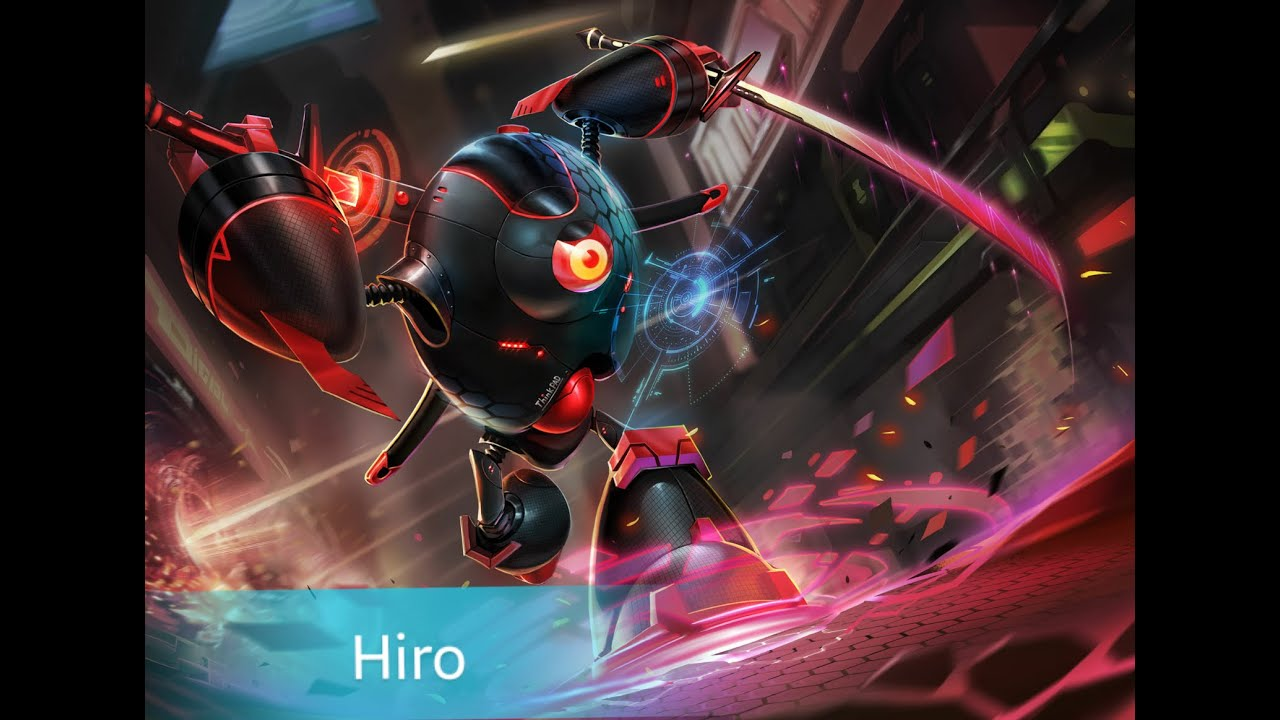 Ace Of Arenas : Hiro ☆ (Offline Mode) - Test Skill