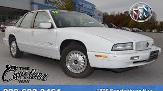 A26665 - 1996 Buick Regal Custom - White