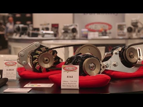 SEMA 2017: Mastering Your Vehicle's Power Supply Is A Critical Part Of Any Build
