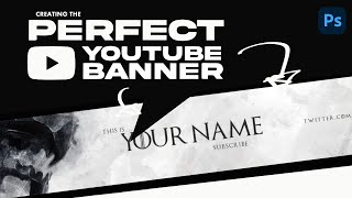 Best Top New YouTube Channel Art PSD | Kaushal Gfx | Photoshop Pro Tutorial #11