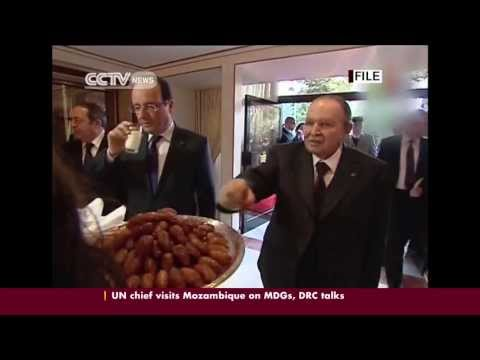 Algerian Prime Minister says President Bouteflika Convalescing