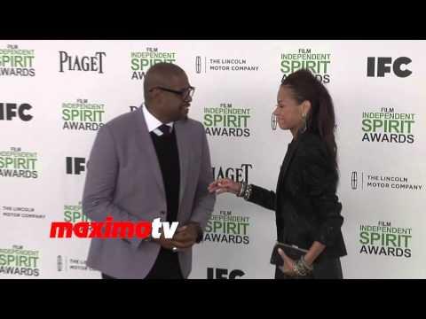 Keisha Nash Whitaker and Forest Whitaker 2014 Spirit Awards ARRIVALS