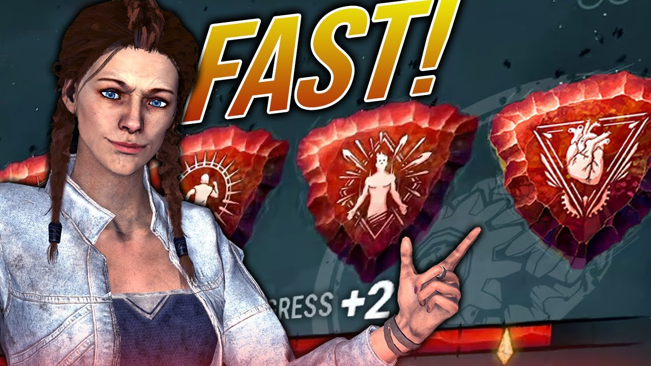 Download HOW TO RANK UP YOUR SURVIVOR FAST!!! (PATCH 5.0.2)   Dead By Daylight
