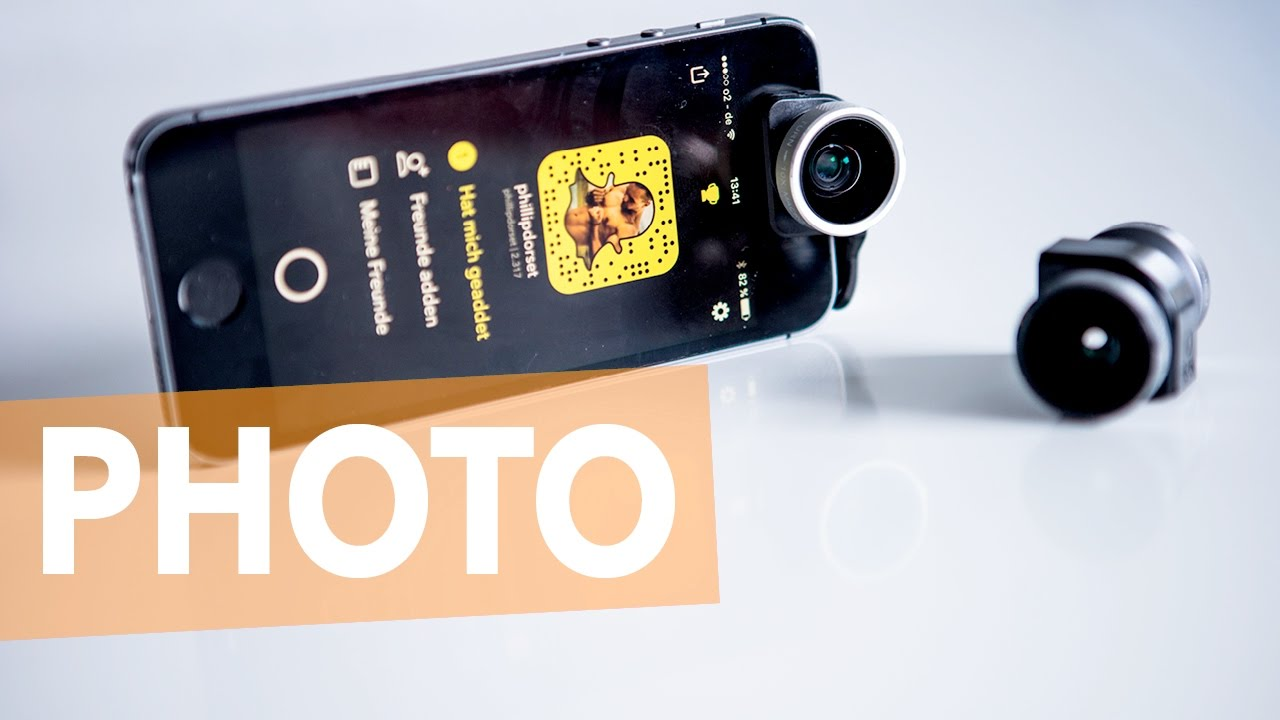 Olloclip  In  Iphone Se