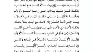 تحميل متن الجزريه بصوت الشيخ سعد الغامدي mp3