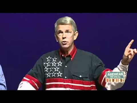 """A Very Quick Explanation Of """"Separation Of Church And State"""" By David Barton"""