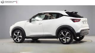 Nissan Juke N Connecta White(Alloy Wheels Upgrade)