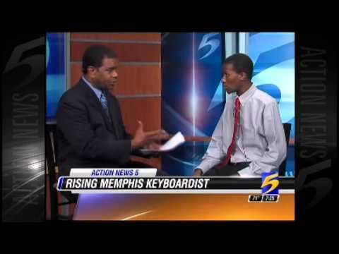 Ben Watson of WMC News Channel 5 Interviews Mr  88